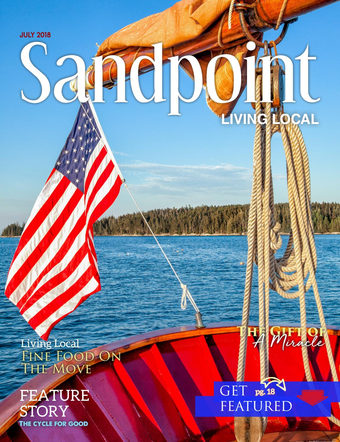 79b03344c518 July 2018 Sandpoint Living Local by Living Local 360 - issuu