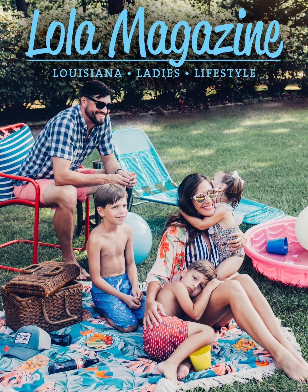 Lola Magazine Julyaugust 2018 By Richardcreative Issuu
