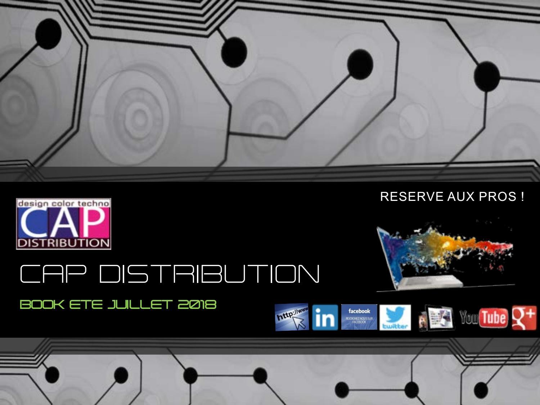Videoprojecteur Avec Tuner Tv book cap juillet 2018cap distribution - issuu