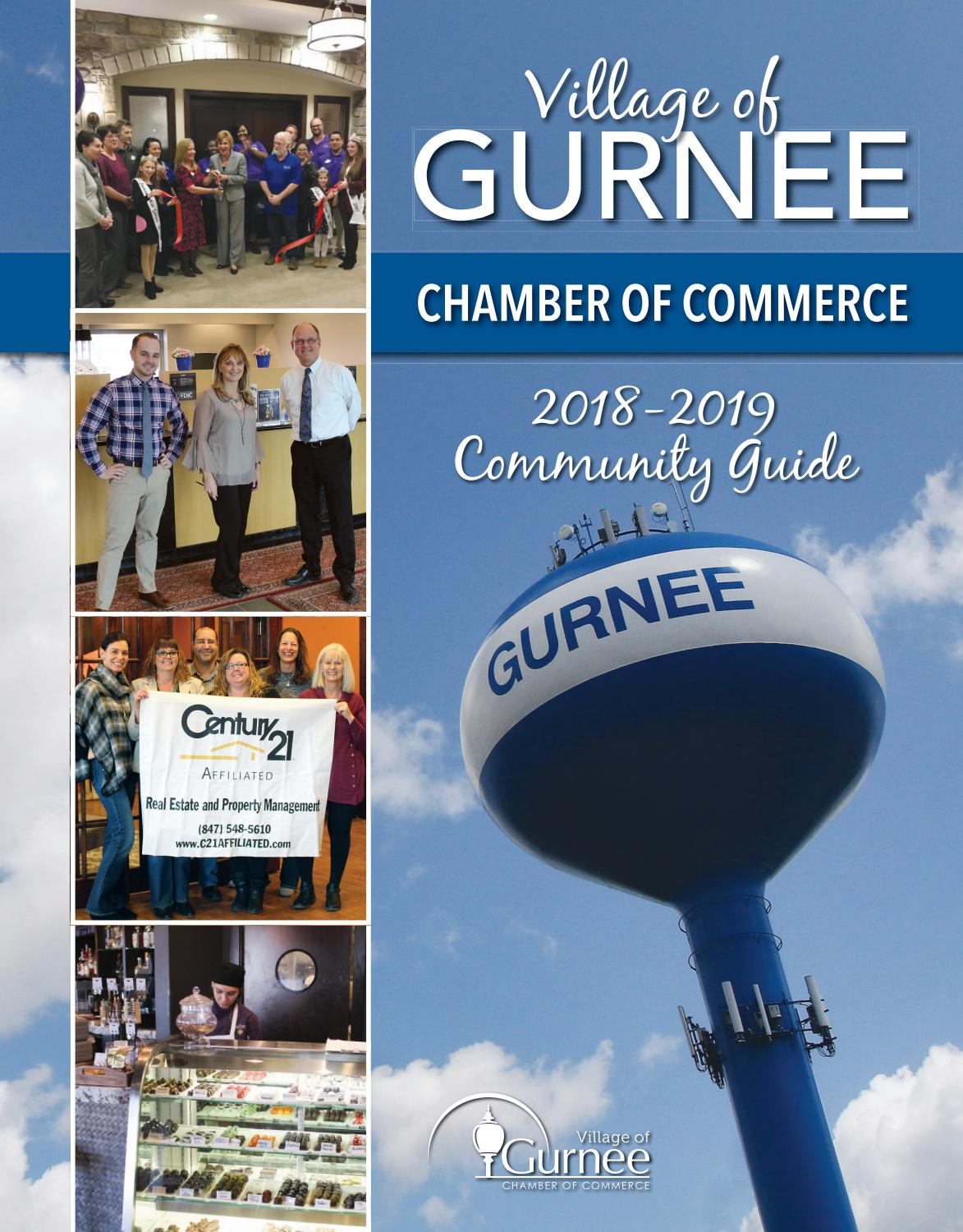 Gurnee IL 2018 2019 Community Profile By Town Square Publications LLC