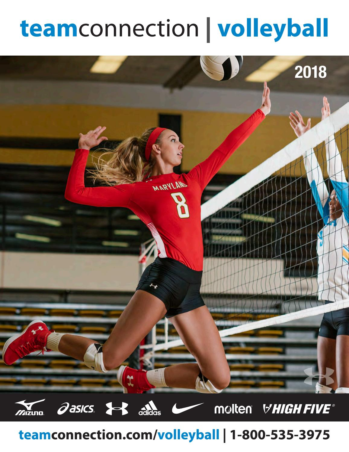 Volleyball Fall 2018 by Team Connection issuu
