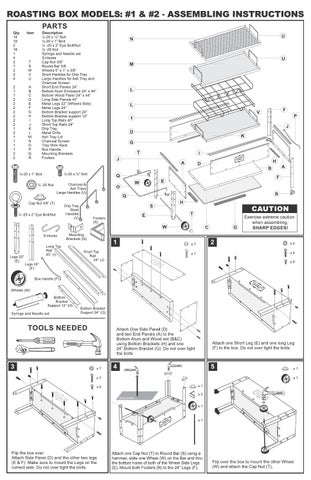 Lcc Assembly Instructions Updated 2018 By La Caja China Issuu