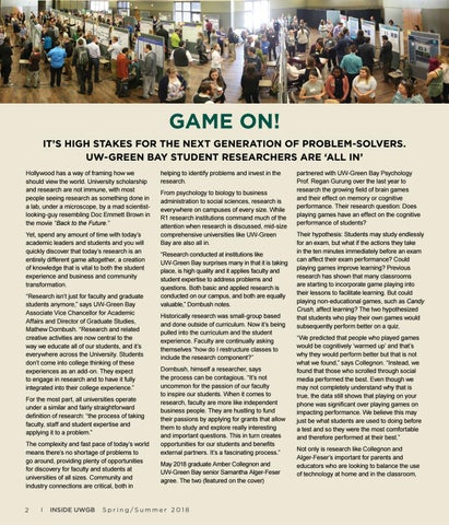 Page 4 of Game On!