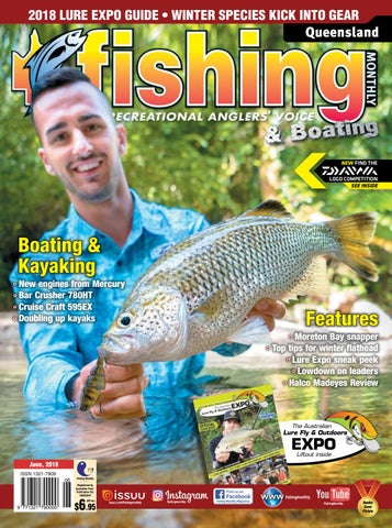 311a0d439 Queensland Fishing Monthly June 2018 by Fishing Monthly - issuu