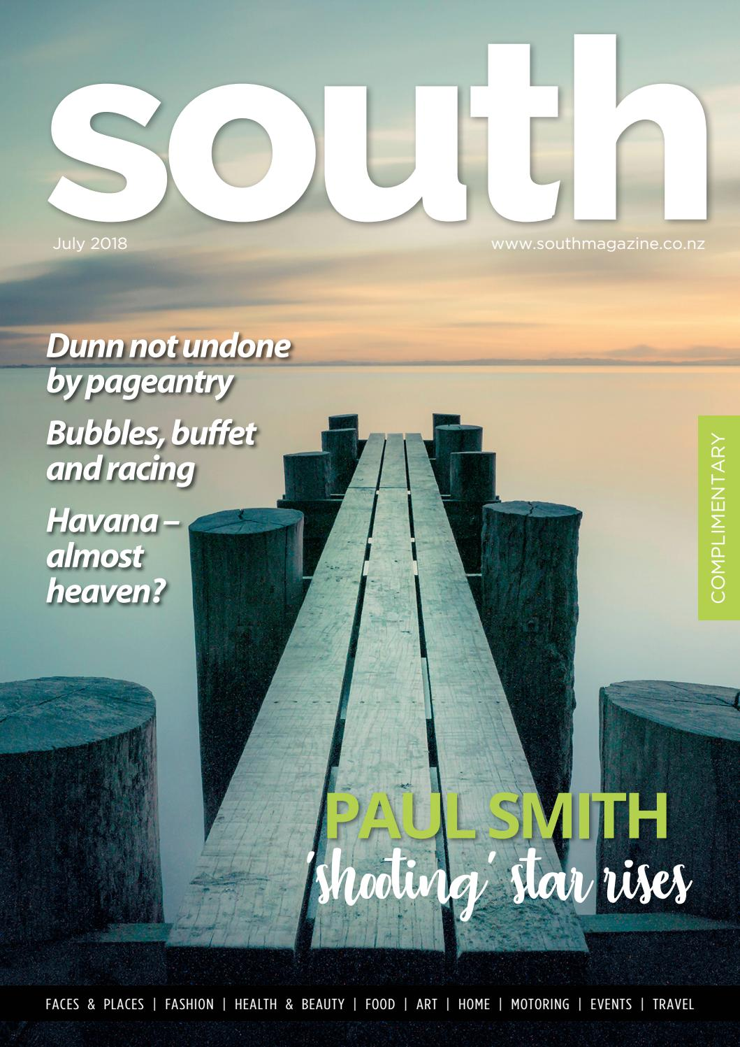 South Magazine July 2018 by Times Media - issuu