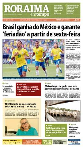Jornal roraima em tempo – edição 972 by RoraimaEmTempo - issuu 7a1ec7b65711a