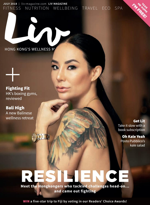 Liv Magazine July 2018 by Liv Media Limited - issuu