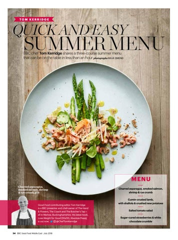 Page 36 of Quick and Easy Summer Menu