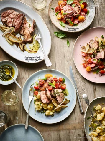 Page 37 of Quick and Easy Summer Menu