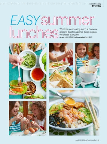 Page 41 of Easy Summer Lunches