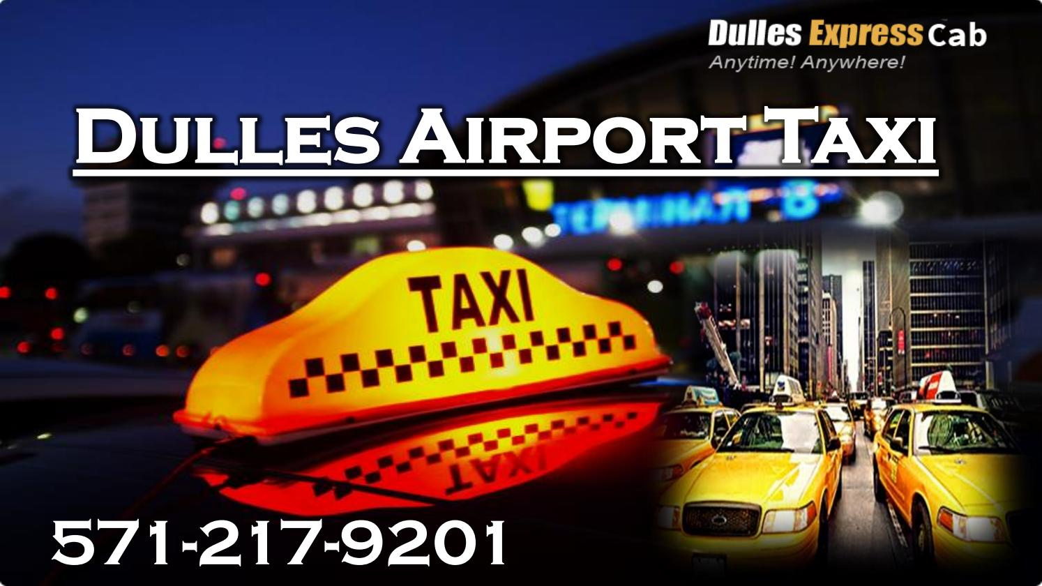 Dulles airport taxi by dullesexpresscab40 - issuu