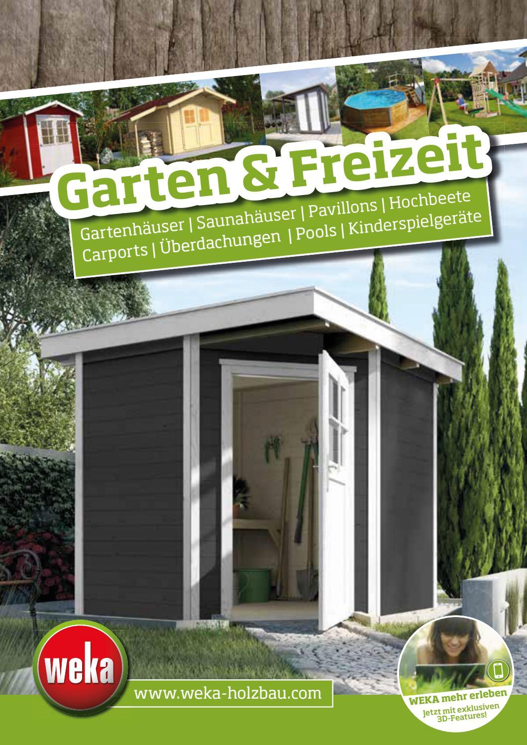Weka Garten & Freizeit by Kaiser Design - issuu