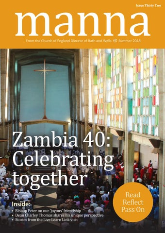 Manna - Issue 32 by Diocese of Bath and Wells - issuu