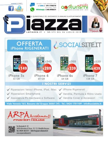 factory authentic 3077a 4f957 la Piazza Bassano 575 by la Piazza di Cavazzin Daniele - issuu