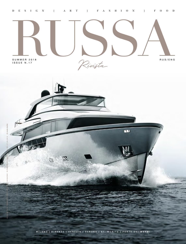 Rivista Russa Summer 2018 By Rivistarussa Issuu