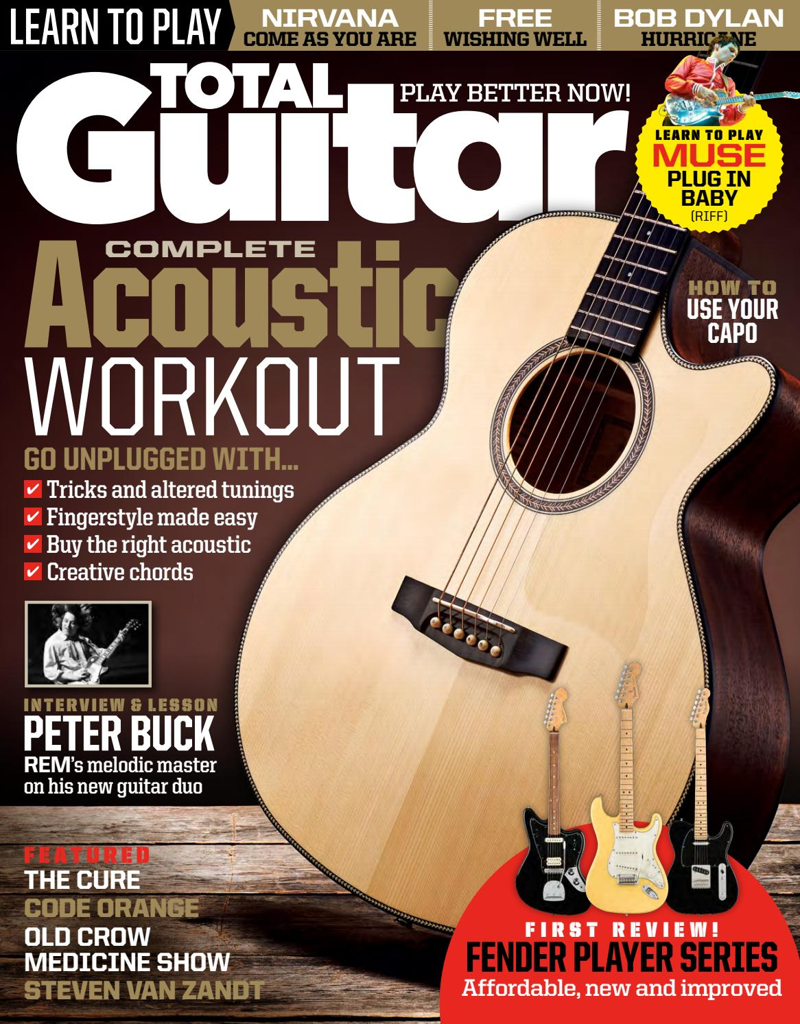 Total Guitar 308 Sampler By Future Plc Issuu