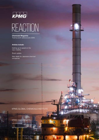 Reaction Magazine 26th edition June 2018 by KPMG DE - issuu