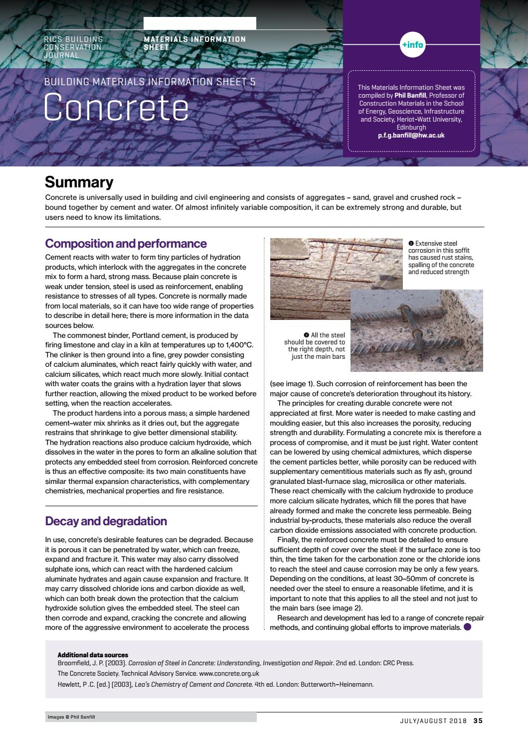 Building Surveying Journal July–August 2018 by RICS - issuu