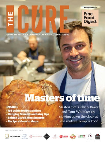 The Cure 2018-19 by Guild of Fine Food - issuu
