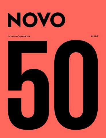 NOVO 50 by MÉDIAPOP issuu