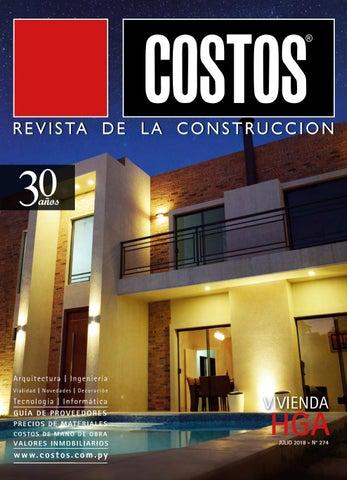 Edición  274 - Julio 2018 by Revista Costos (Paraguay) - issuu 042d939aa20