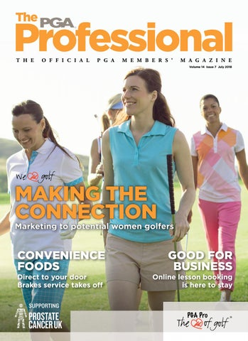 253cc3c0 The PGA Professional magazine - July 2018 by The PGA - issuu