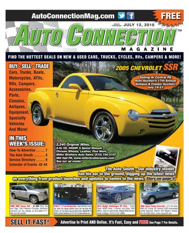 07-12-18 Auto Connection Magazine by Auto Connection