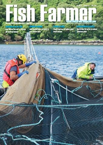 Fish Farmer Magazine July 2018 by Fish Farmer Magazine - issuu