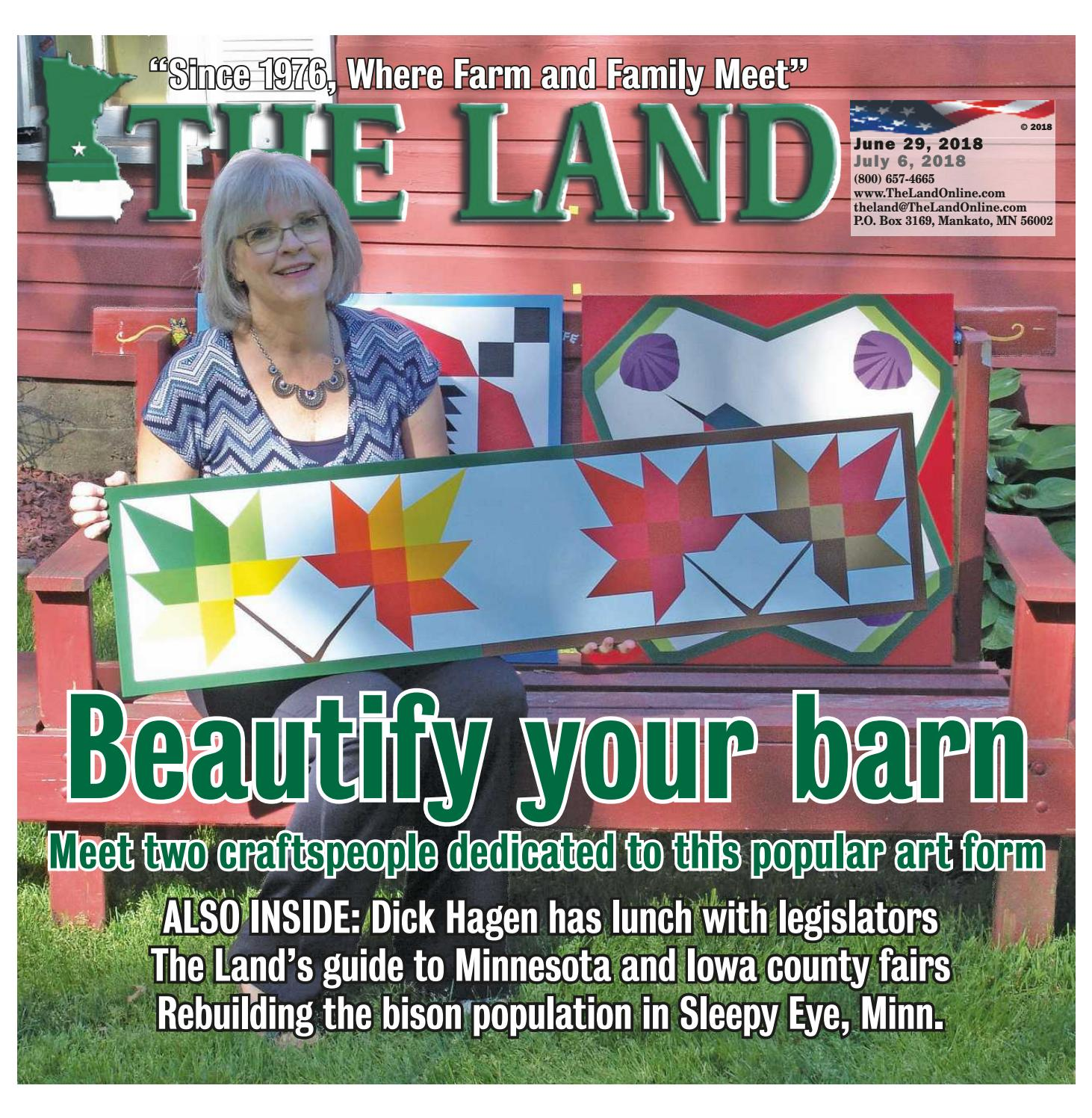 THE LAND ~ June 29, 2018 ~ Southern Edition by The Land - issuu