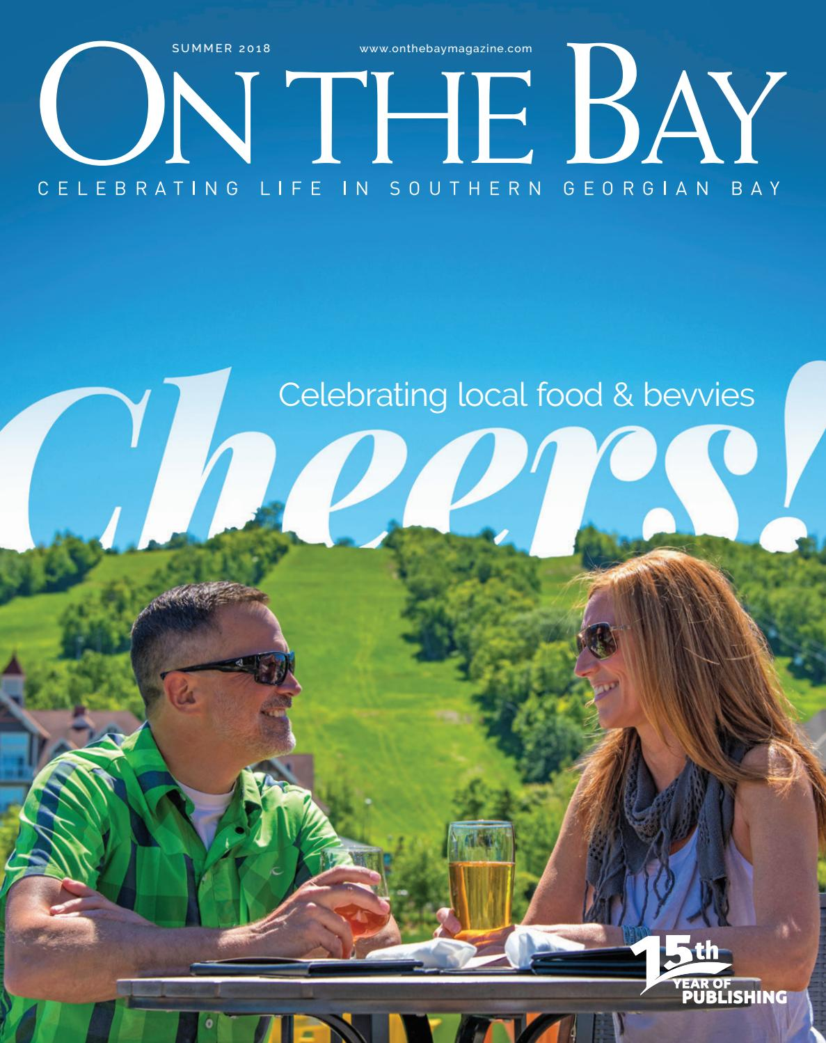 f333cdee1602 On The Bay Summer 2018 by On The Bay Magazine - issuu