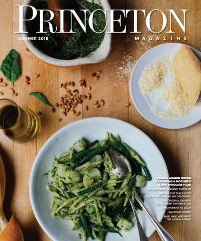 Princeton Magazine, Summer 2018 by Witherspoon Media Group