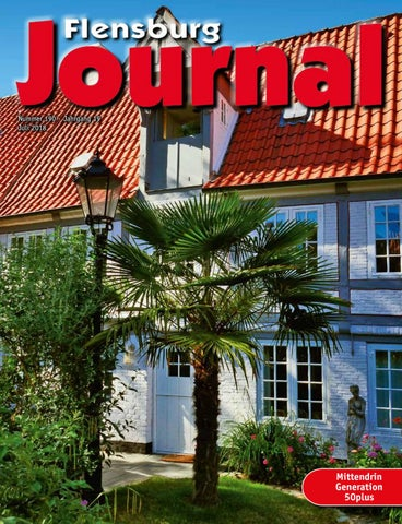Flensburg Journal 190 Juli 2018