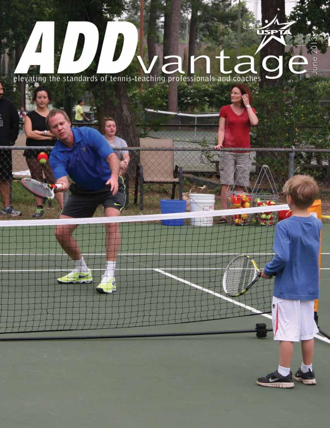 5ee49ffd984030 Addvantage 2013 June by USPTA - issuu