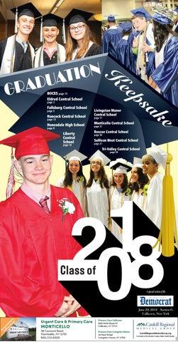 2ab93a2b079 Graduation Class of 2018 by Sullivan County Democrat Catskill ...
