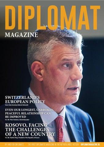 Diplomat Magazine Netherlands By Diplomat Magazine Netherlands