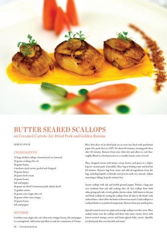 Page 26 of Butter Seared Scallops