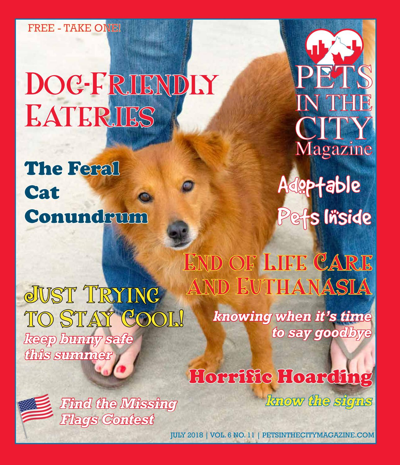 July 2018 Pets In The City Magazine By Issuu Milo Cube 100 Pcs Free Bubble Wrapp