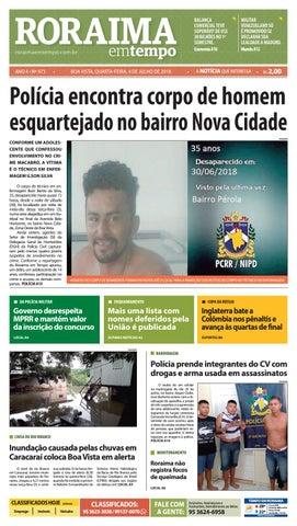 729cc02a550 Jornal roraima em tempo – edição 973 by RoraimaEmTempo - issuu