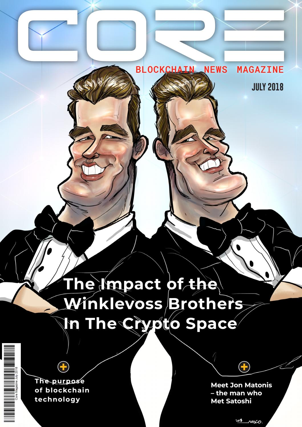 the cryptocurrency magazine