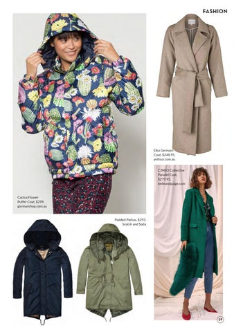 Page 21 of Top Coat: Coats for a Hot Hobart Winter