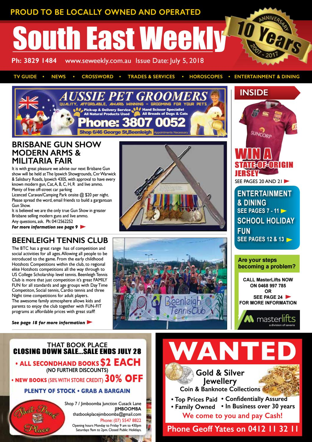 South East Weekly Magazine July 5 2018 By Miracles Open Circuit Test And Short In Transformer Issuu