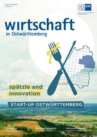 Wirtschaft in Ostwürttemberg Juli 2018 by Medienwerkstatt Ostalb - issuu