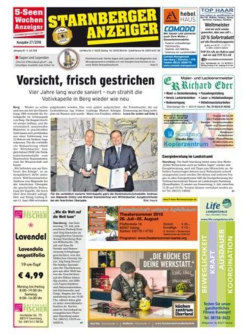 KW 27-2018 by Wochenanzeiger Medien GmbH - issuu