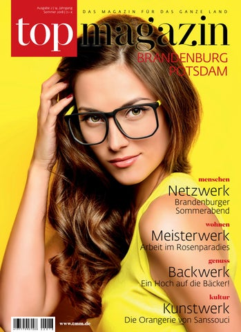 Top Magazin Brandenburg Potsdam Sommer 2018 by Top Magazin - issuu