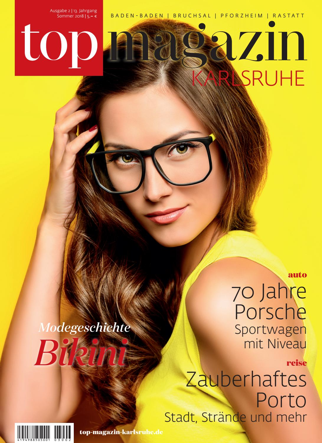 Top Magazin Karlsruhe Sommer 2018 by Top Magazin - issuu