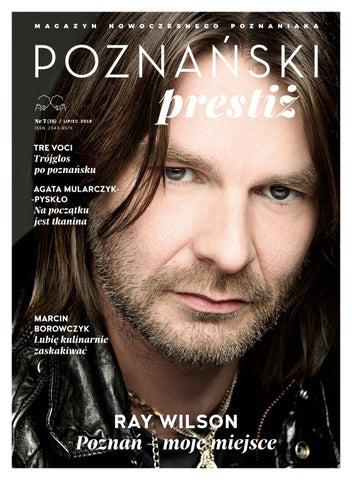 Poznański Prestiż Lipiec 2018 By Top Media Publishing House Issuu