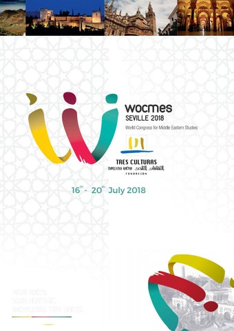 a4f87750204bd Wocmes Seville 2018 program by Fundación Tres Culturas - issuu