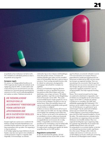 Page 21 of Opstaan tegen Big Pharma