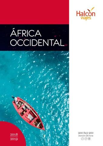 By Issuu Halcón Viajesáfrica 2018 Globalia 2019 8nx0wkop Occidental K1JlFc