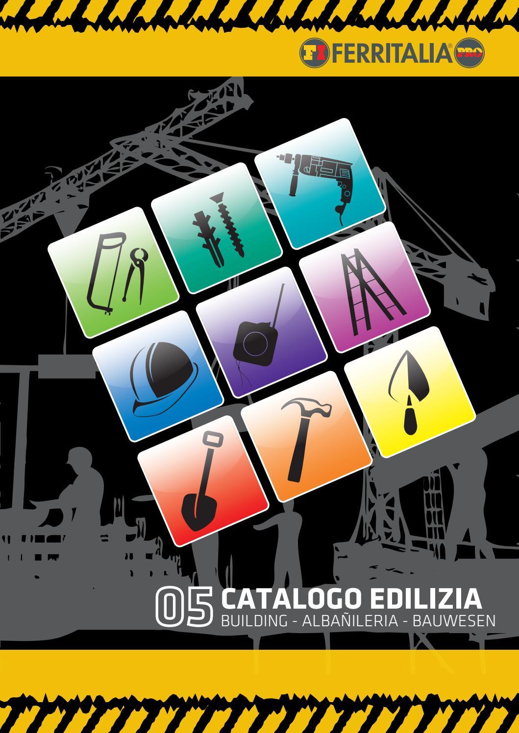bf18c193e2 Catalogo Edilizia by Oggiweb Srl - issuu